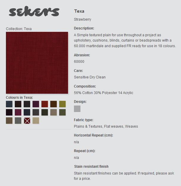 Sekers - Texa