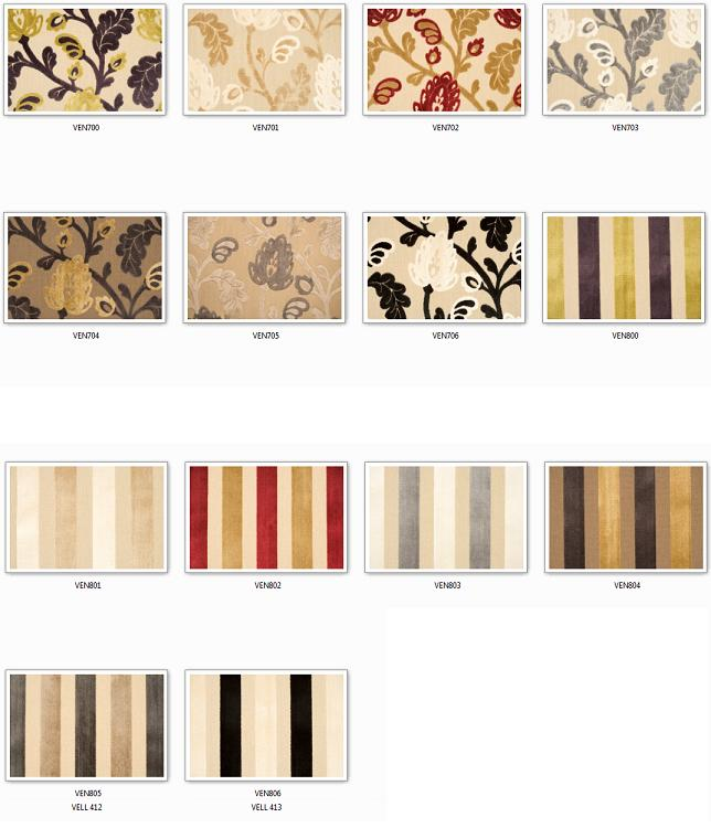 Venetian Samples by Covertex